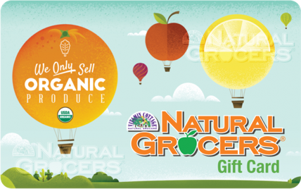 Natural Grocers: Gift Card