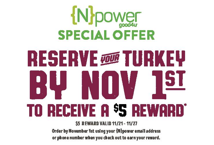 NPower Offer